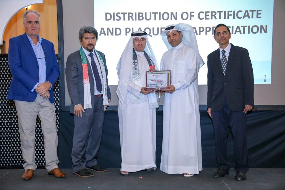 TTE achieves 5 million LTI free man-hours for EPPCO fuel stations