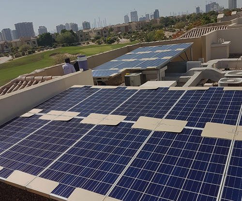 TTE successfully commissions first Solar PV system