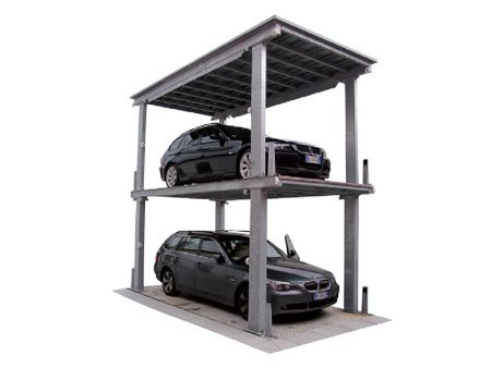 Car Elevators for Parking