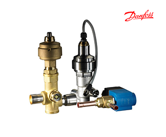 Danfoss Electrically Operated Valves