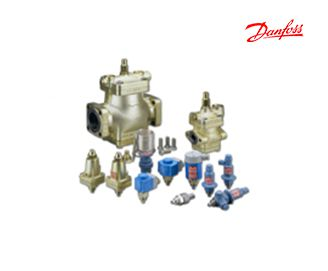Danfoss Pressure and Temperature Regulating Valves