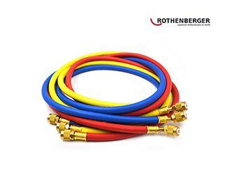Rothenberger 3-piece Pressure Hose Set