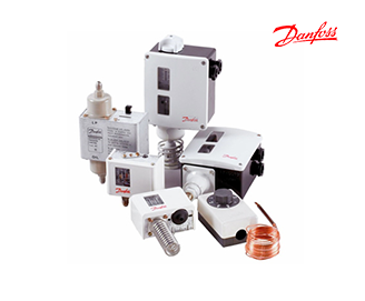 Danfoss Pressure Switches and Thermostats