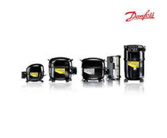 Danfoss Light Commercial Refrigeration Compressors